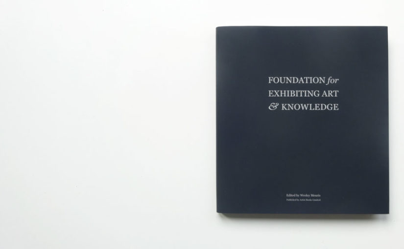 Foundation for Exhibiting Art and Knowledge – Wesley Meuris