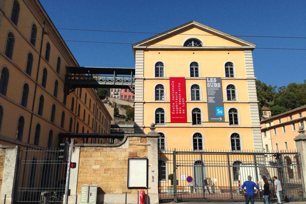 23.10.2018 – Conférence : Thierry Fournier, ENSBA Lyon – La Station Scénographique, Séminaire Espaces et objets didactiques