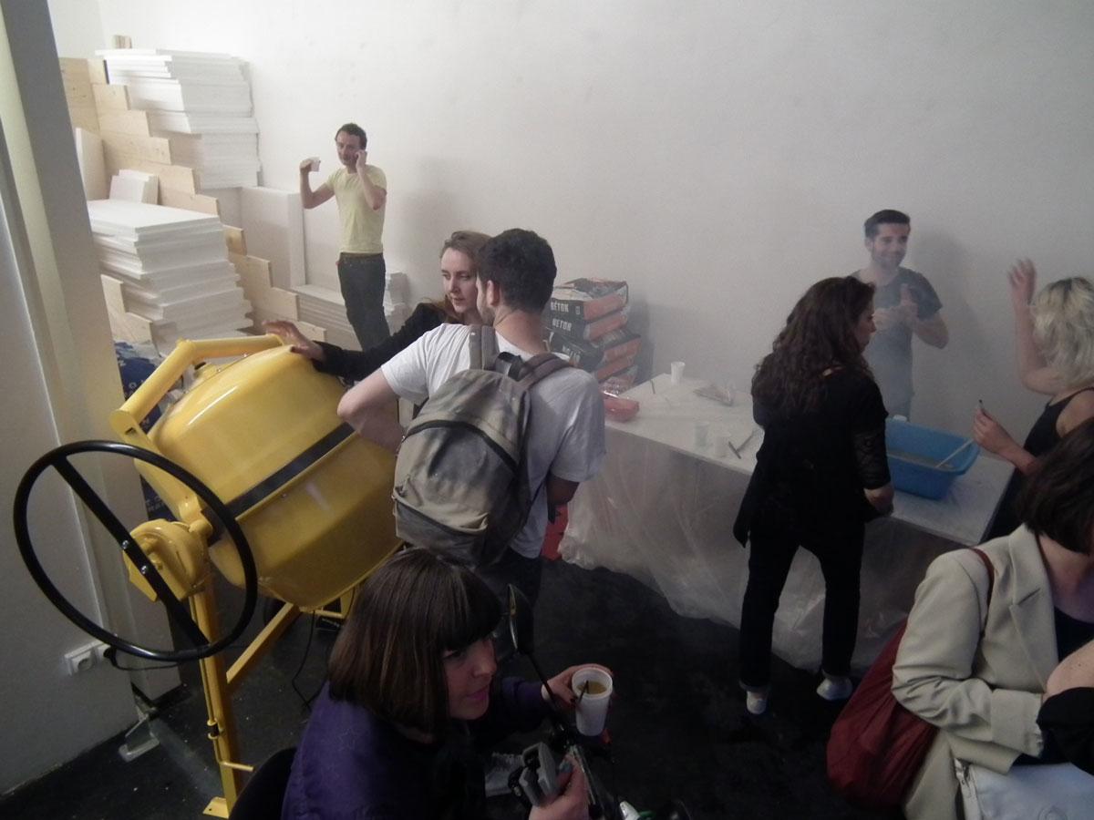 29-11-2018 – Rencontre : Exocène #3, Jouer collectif, avec Clémence Agnez (Glassbox) & le collectif Non-Breaking Space